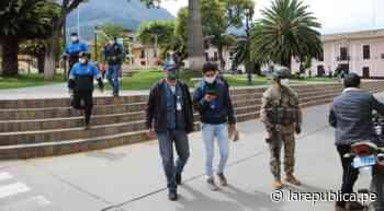 Coronavirus: exoneran pagos de arbitrios municipales y agua potable en Cajabamba LRND - LaRepública.pe