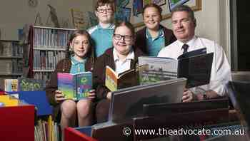 Schools prepare for Devonport Readers' Cup - The Advocate