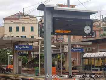Treni, anche ad Arenzano e Cogoleto arriva il nuovo sistema per le informazioni ai viaggiatori - Cronache Ponentine