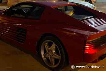 Sannicandro di Bari, ritrovata in una contrada una Ferrari rubata a Cassano - BariViva