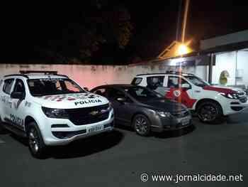 Carro roubado em Charqueada é localizado pela Força Tática; acusadas são detidas mas acabam liberadas - Grupo JC de Comunicação