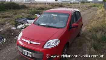 Encontraron abandonado un auto que había sido robado en Rio Gallegos - El Diario Nuevo Dia