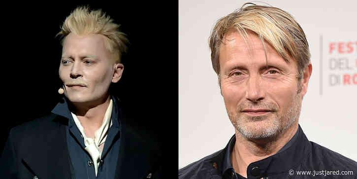 Mads Mikkelsen In Talks To Take Over Johnny Depp's Role in 'Fantastic Beasts'