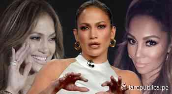 Jennifer Lopez: doble peruana encandila Alejandro Fernández y Vicente Fernández en los Latin Grammy 2019   Ins - LaRepública.pe