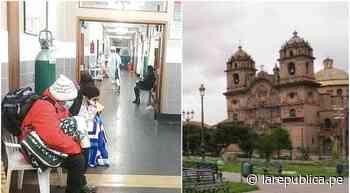 Coronavirus en Cusco: población de Urubamba realiza campaña de recaudación para implementar planta de oxígeno - LaRepública.pe