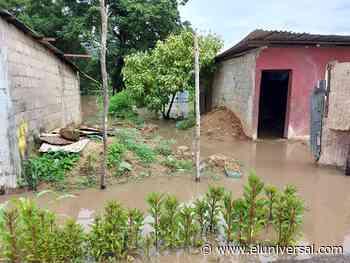 Crecida del río San Juan afecta cosechas en Caripito - El Universal (Venezuela)