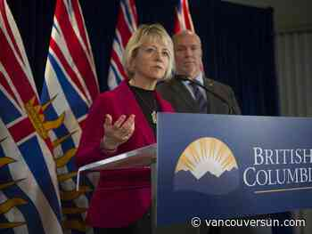 COVID-19: More than 100 fines issued in B.C. to people breaking health, quarantine orders