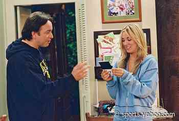 Kaley Cuoco remembers late co-star John Ritter as 'an unbelievable actor' - Yahoo Sports
