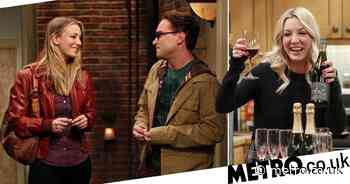 Kaley Cuoco: Big Bang Theory pay left her and Johnny Galecki in tears - Metro.co.uk