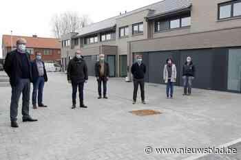 25 verouderde huurwoningen van eind jaren '60 in De Tuinwijk, gesloopt en vervangen door 32 nieuwe moderne woningen - Het Nieuwsblad