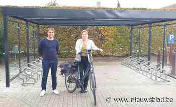 Koekelare investeert in fietsenstalling voor kinderopvang - Het Nieuwsblad