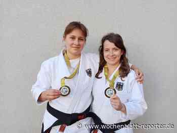 Wettkampf auf Distanz - FZC Philippsburg erfolgreich: 1. Virtuelles Ju-Jutsu Duo Turnier - Philippsburg - Wochenblatt-Reporter
