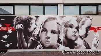 Santa Giustina in Colle: a 75 anni dall'eccidio un murales per ricordare il tragico evento - PadovaOggi