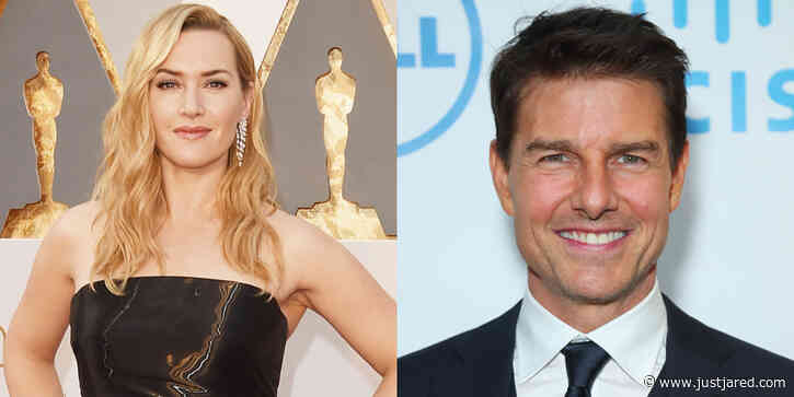 Kate Winslet Reacts To Breaking Tom Cruise's Underwater Filming Record