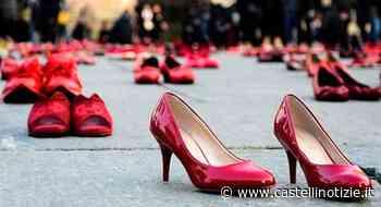 ARICCIA - Dall'associazione Ko al Bullismo l'evento antiviolenza del 25 novembre: scarpette rosse sulla salita di Palazzo Chigi - Castelli Notizie