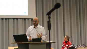 Haushalt: OB René Wilke kündigt Stellenabbau in der Stadtverwaltung Frankfurt (Oder) an - moz.de