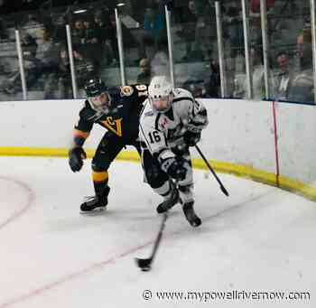 Vancouver Island Junior Hockey League cancelling games as COVID-19 precaution - My Powell River Now