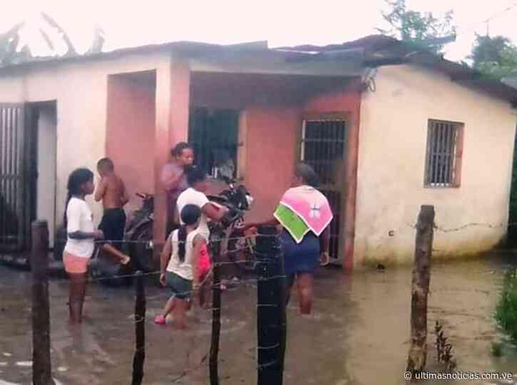 Afectadas 150 personas tras desborde de río en Tucacas en Falcón - Últimas Noticias
