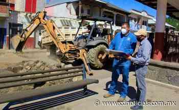 Supervisa Contraloría Municipal Obras en Comunidades del Norte de Uruapan - Cadena Digital de Noticias