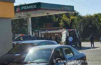 Hieren a balazos a un hombre en La Cofradía, Uruapan - Quadratín - Quadratín Michoacán