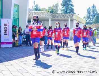 Bajo Estrictas Medidas Preventivas, Uruapan Alberga el 13o Torneo Nacional de Fútbol Femenil 6x6 - Cadena Digital de Noticias