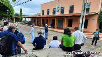 Denuncian a la alcaldía de ARENA en Tecoluca por falta de pago a sus empleados - Diario La Huella