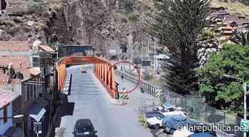 Cusco: cámara de seguridad registró a turista sueco saliendo de Pisac antes de desaparecer lrsd - LaRepública.pe