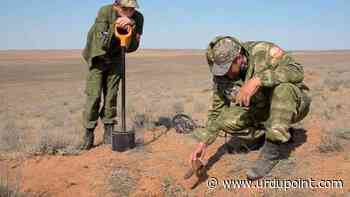 Remains of About 70 People Killed During WWII Found in Russia's Kaluga Region- Authorities - UrduPoint News