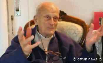 Ostuni saluta Licio Giglio, prezioso testimone di storia e custode di memoria - Ostuni - Ostuni News