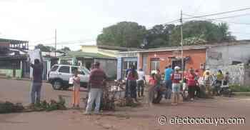 Protestan en Puerto Ayacucho porque no habrá gas hasta febrero de 2021 - Efecto Cocuyo