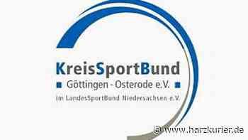 Der Kreissporttag findet am 5. Dezember in Osterode statt - HarzKurier