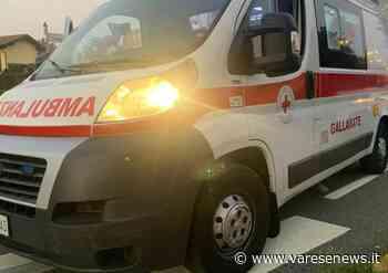 Incidente con ribaltamento nella periferia di Induno Olona - varesenews.it
