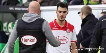 Fortuna Düsseldorf: Ohne Kaan Ayhan bei Bayern München - EXPRESS