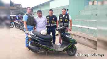Detienen a sujeto con dos kilos de droga en Bagua Grande LRDN - LaRepública.pe