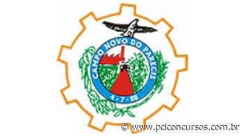 Prefeitura de Campo Novo do Parecis - MT divulga edital de novo Processo Seletivo - PCI Concursos