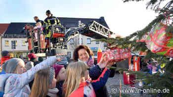 Aufruf: Wieder Weihnachtsbaum der Kinder in Elsterwerda - Lausitzer Rundschau