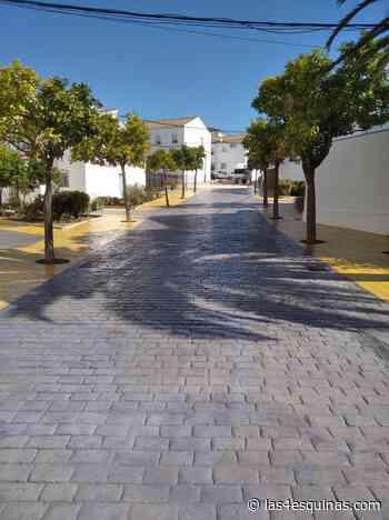 El Ayuntamiento de Archidona acomete obras de mejora en el barrio de San Antonio - Las 4 Esquinas