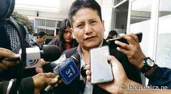 Tacna: alcalde de Ilabaya incluido en una investigación de Los saqueadores lrsd - LaRepública.pe