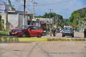 Persecución y disparos en Oluta tras frustrar robo de vehículo - alcalorpolitico