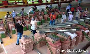 Nuevas hornillas ecológicas serán entregadas a familias campesinas de Baraya - Noticias