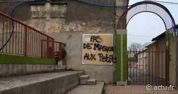 Près de Sète : la mairie de Poussan porte plainte suite à des tags anti-masques - actu.fr