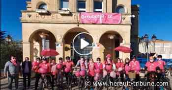POUSSAN - Un octobre Rose à Poussan - Clip de fin - Hérault-Tribune