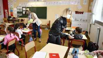 Poussan : une réflexion est en cours sur la création d'un soutien scolaire - Midi Libre