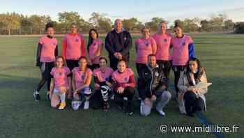 Poussan : des maillots roses offerts aux féminines du CAP - Midi Libre