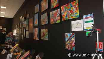 Poussan : ''Songes d'automne'', un salon des arts qui a fait du bien à tous - Midi Libre