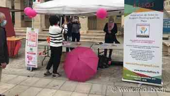Poussan : l'ASSOS présente dans le cadre d'Octobre rose - Midi Libre