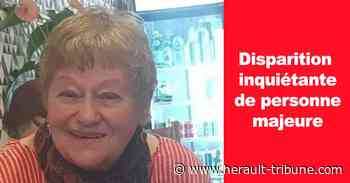 POUSSAN - Disparition inquiétante d'une personne atteinte de la maladie d'Alzheimer - Hérault-Tribune