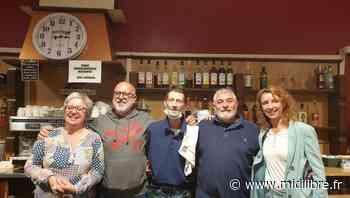 Poussan : Mylène et José, nouveaux patrons du café historique du village - Midi Libre