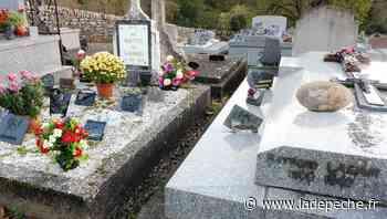 Seconde Guerre mondiale : des martyrs de Gabaudet ont leur tombe à Gramat - ladepeche.fr