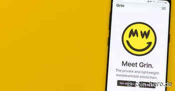 GRIN ist von einer 51-%-Attacke, der Token zeigt sich davon aber unbeeindruckt - Coin-Hero